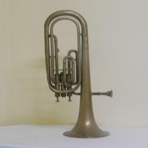 Ancien Tuba Jérôme Thibouville