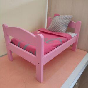 Mini lit pour poupée