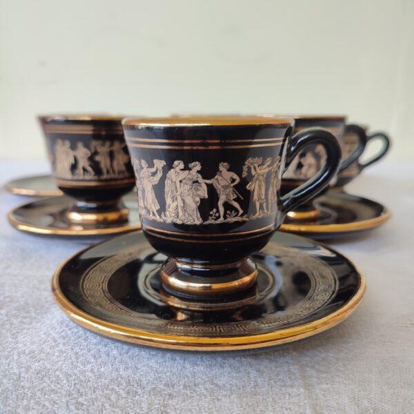 Tasse Spathas Keramik